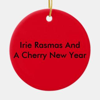 Rasmasの休日 セラミックオーナメント