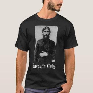Rasputinの規則 Tシャツ