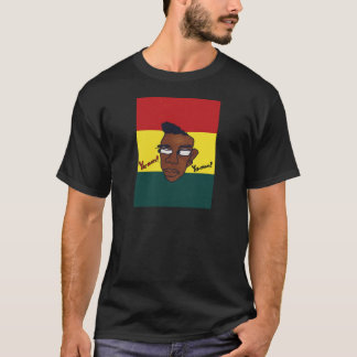 rasta face T-shirt Tシャツ
