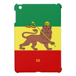 Rastafariのレゲエ音楽旗のiPad Miniケース iPad Miniケース