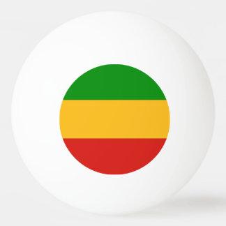 RASTAFARIの旗色 + あなたのアイディア 卓球ボール