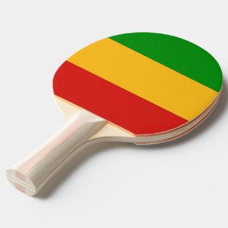 RASTAFARIの旗色 + あなたのアイディア 卓球ラケット