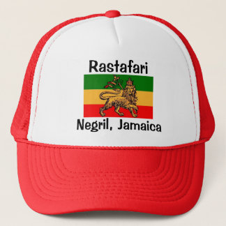Rastafari Negril、ジャマイカ キャップ