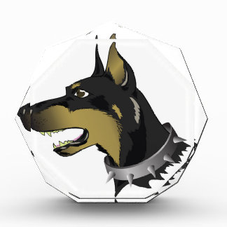 _rasterized 96Angry犬 表彰盾