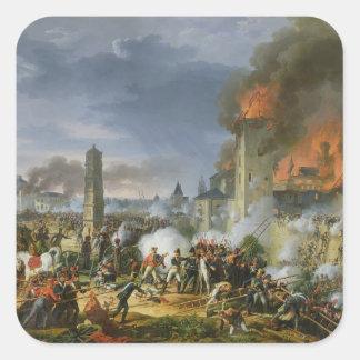 Ratisbonの攻撃そして取得 スクエアシール