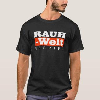 Rauhのふち飾り Tシャツ