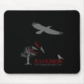 Ravenkinの影のコレクション マウスパッド