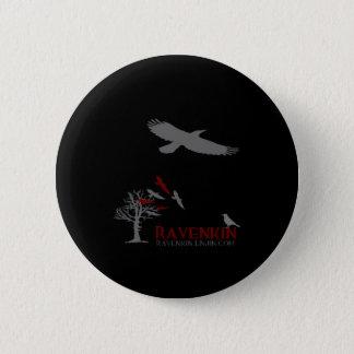 Ravenkinの影のコレクション 5.7cm 丸型バッジ