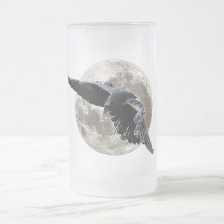 RavenMoonのマグ フロストグラスビールジョッキ