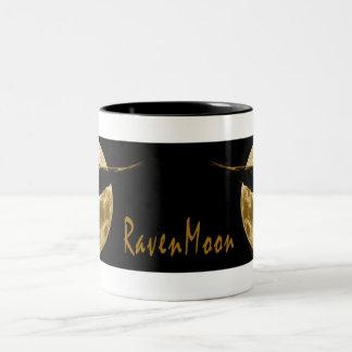 RavenMoonDoubleのマグ ツートーンマグカップ