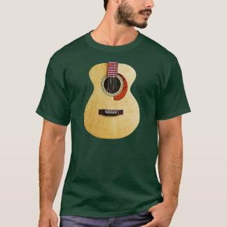 RavenSoundWorksの小型ジャンボギターのティー Tシャツ