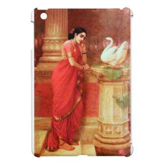 Ravi Varmaの絵画Hamsa Dhayamthi iPad Miniケース