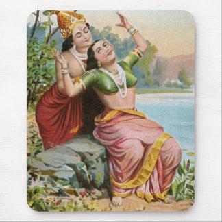 Ravi Varma Radha-Vilas マウスパッド