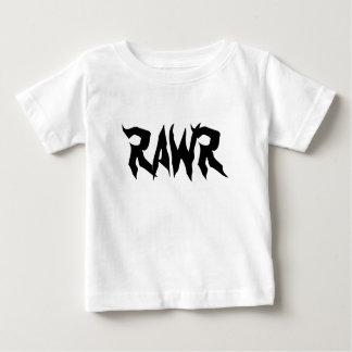 Rawrのギア ベビーTシャツ