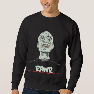 RAWRのゾンビ(CityBurn) スウェットシャツ