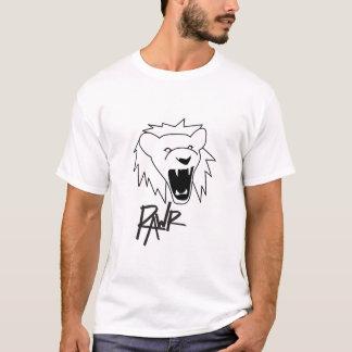 Rawrのライオンのティー Tシャツ