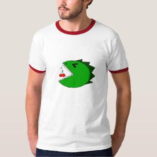 Rawrディーノの食べる人 Tシャツ