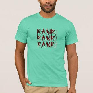 RAWR! 積み重ねられたティー Tシャツ
