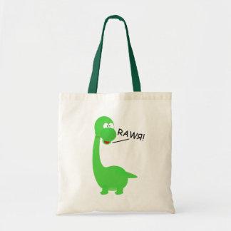 Rawrosaurの恐竜 トートバッグ