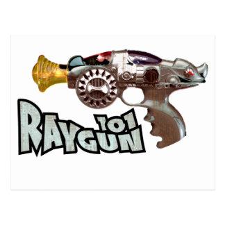 Raygun 101 ポストカード