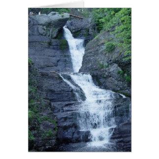 Raymondskillの滝 カード