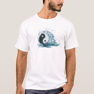 RayOceanの波 Tシャツ