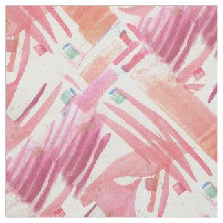 Razzleのピンクのバレンタイン ファブリック