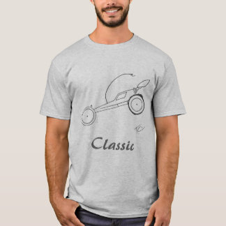 Rcのクラシックな乳母車 Tシャツ