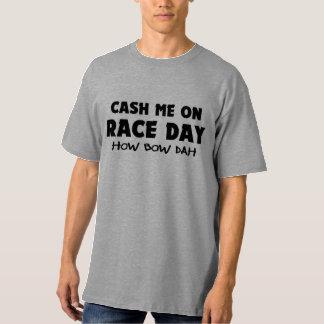 RCは競争日の私をつかまえます Tシャツ