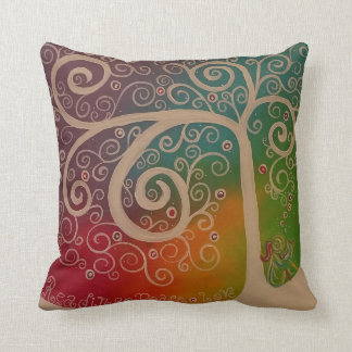 Reading Peace Love Pillow クッション