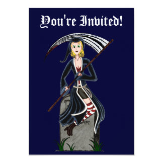 Reaper 2女性 カード