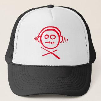 REBELRADIO.FMのトラック運転手の帽子! キャップ
