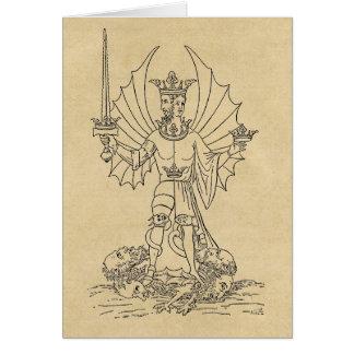 Rebisの王及び女王 カード