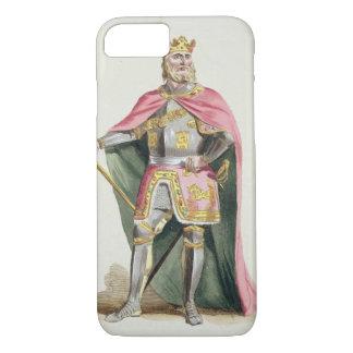 「ReceuからのアラゴンのフェルディナントIの(1379-1416年の)王 iPhone 8/7ケース
