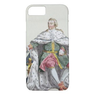 「ReceuからのスウェーデンのチャールズXII (1682-1718年の)王 iPhone 8/7ケース