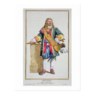 「Receuil des ESからのRuyter (1607-76年)海軍中将 ポストカード
