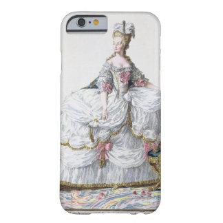 「Receuil des EstamからのMarieアントワネット(1752-93年) iPhone 6 ベアリーゼアケース