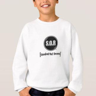 Records™の平手で打たれたジャンパー スウェットシャツ