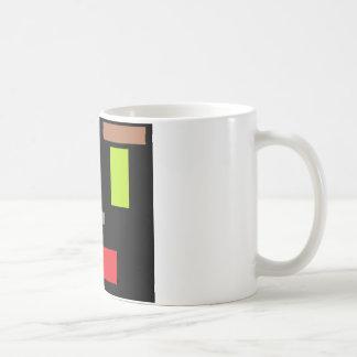 Rectは直面します コーヒーマグカップ