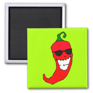 red-hot Pepper涼しい氏 マグネット