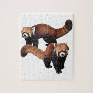 Red Panda ジグソーパズル