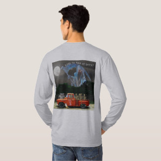 Red Pick-up Truck with Crew Tシャツ