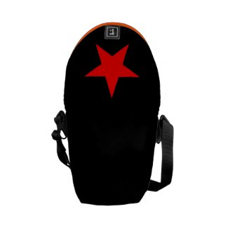 Red star 1 クーリエバッグ