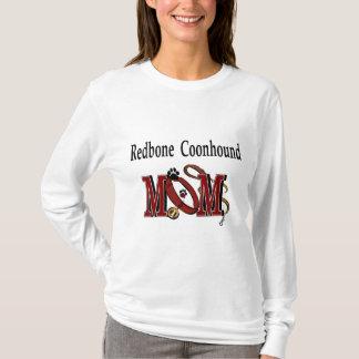 RedboneのCoonhoundのお母さんのギフト Tシャツ