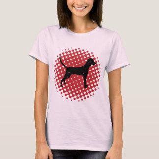 RedboneのCoonhound Tシャツ