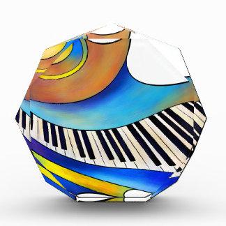 Redemessia -螺線形のピアノ 表彰盾