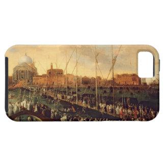 Redentoreの行列(キャンバスの油) iPhone SE/5/5s ケース