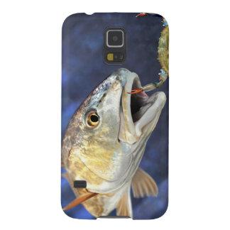 Redfishの殴打 Galaxy S5 ケース