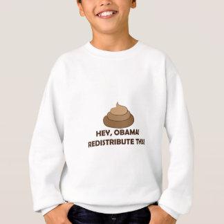 REDISTRIBUTE-THIS スウェットシャツ