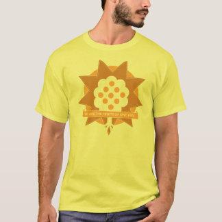 RedlandsのロゴのワイシャツのBaha'i Tシャツ